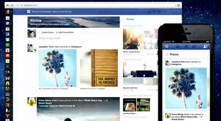 2013 03 07 10h23 28 730x401 Facebook introduces new News Feed with larger images, choice of feeds and consistent mobile design