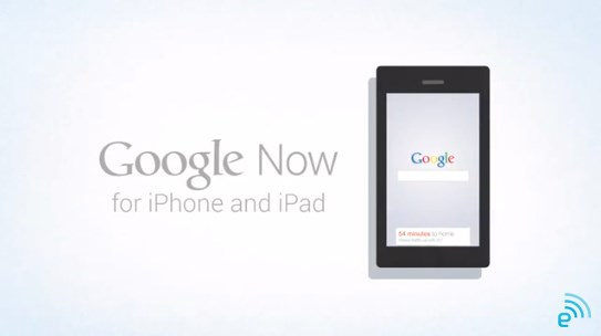 2013 03 12 15h40 52 Leaked video provides what may be our first look at Google Now for iOS