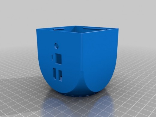 Case preview featured 520x390 OUYA teams up with Makerbot to let you print your own case for the indie gaming console