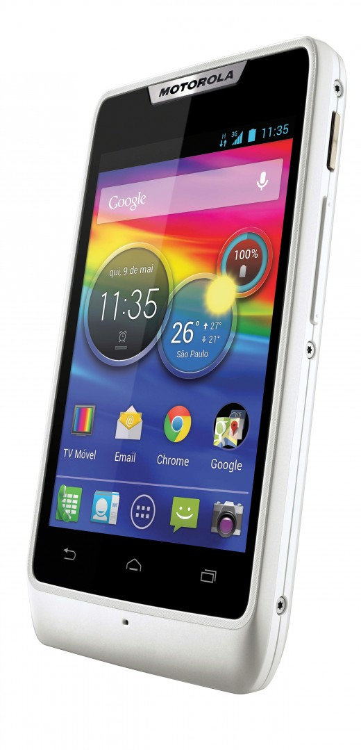 Hawk3.5 White Dyn R vert Hero SS DTV LATAM POR 520x1079 Motorola unveils the RAZR D1 and D3, two new Android smartphones hitting Brazil in the coming weeks