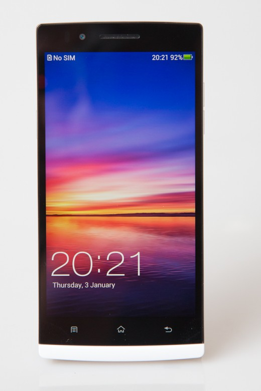 "Oppofind5 73 520x779 Review: The Find 5 is a decent 5"" Android smartphone that puts Chinas Oppo on the international map"