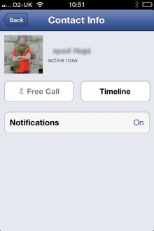 Photo 25 03 2013 10 51 14 220x330 Facebook expands VoIP calling in its iOS Messenger app to the UK