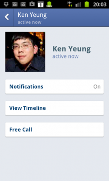 SC20130327 200302 220x366 Facebook quietly rolling out VoIP calling on its Android Messenger app in the UK