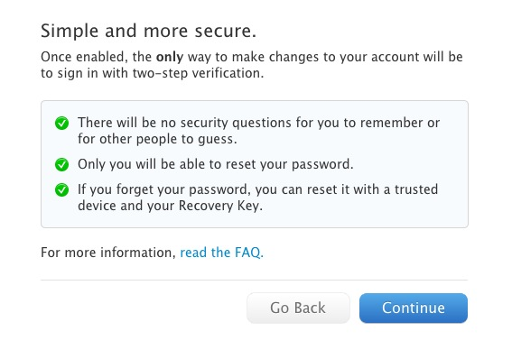 Screen Shot 2013 03 21 at 11.39.06 AM Heres how Apples new two step verification for iCloud and Apple IDs works