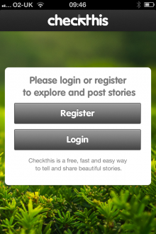 a5 220x330 TNW Pick of the Day: Checkthis takes its micro publishing platform mobile, kicking off with the iPhone