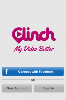 b 220x330 Clinch refreshes its social video editing app to let you tap content posted on Twitter and Instagram