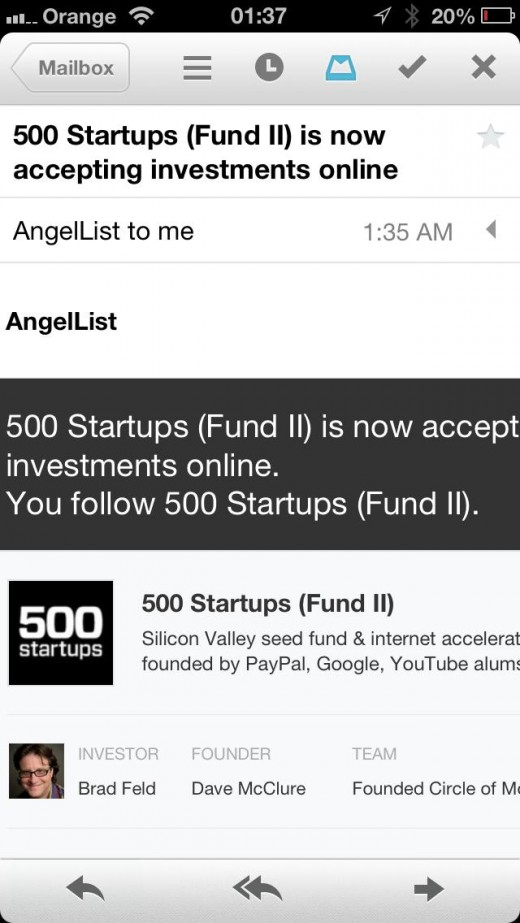 cdv photo 003 520x923 500 Startups is now using AngelList to raise investment for its latest fund
