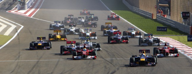 2010 Bahrain Grand Prix – Sunday