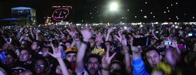 MEXICO-MUSIC-VIVE LATINO-LOS FABULOSOS CADILLACS