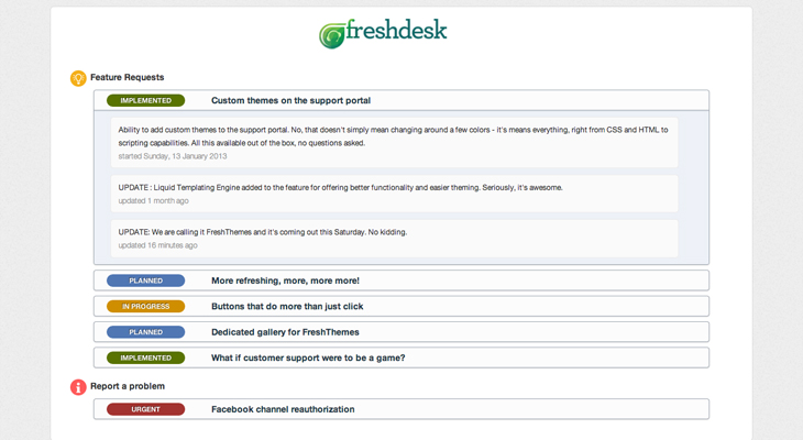 freshthemes2 Freshdesk launches FreshThemes to help businesses customize the design of their customer service tools