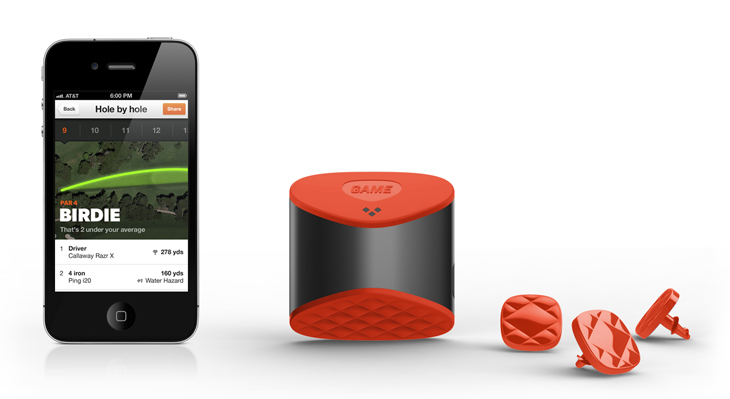 gamegolf1 GAME GOLF launches IndieGoGo campaign for new gadget and app that helps you analyze every swing