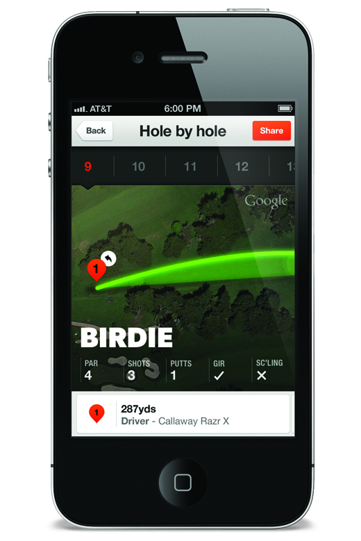 gamegolf2 GAME GOLF launches IndieGoGo campaign for new gadget and app that helps you analyze every swing