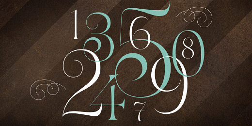 hoban 32 Of the most beautiful typeface designs released last month