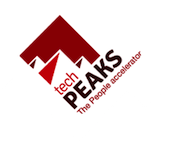 logo home TechPeaks has $16.7 million to accelerate up to a hundred startups in the Italian Alps
