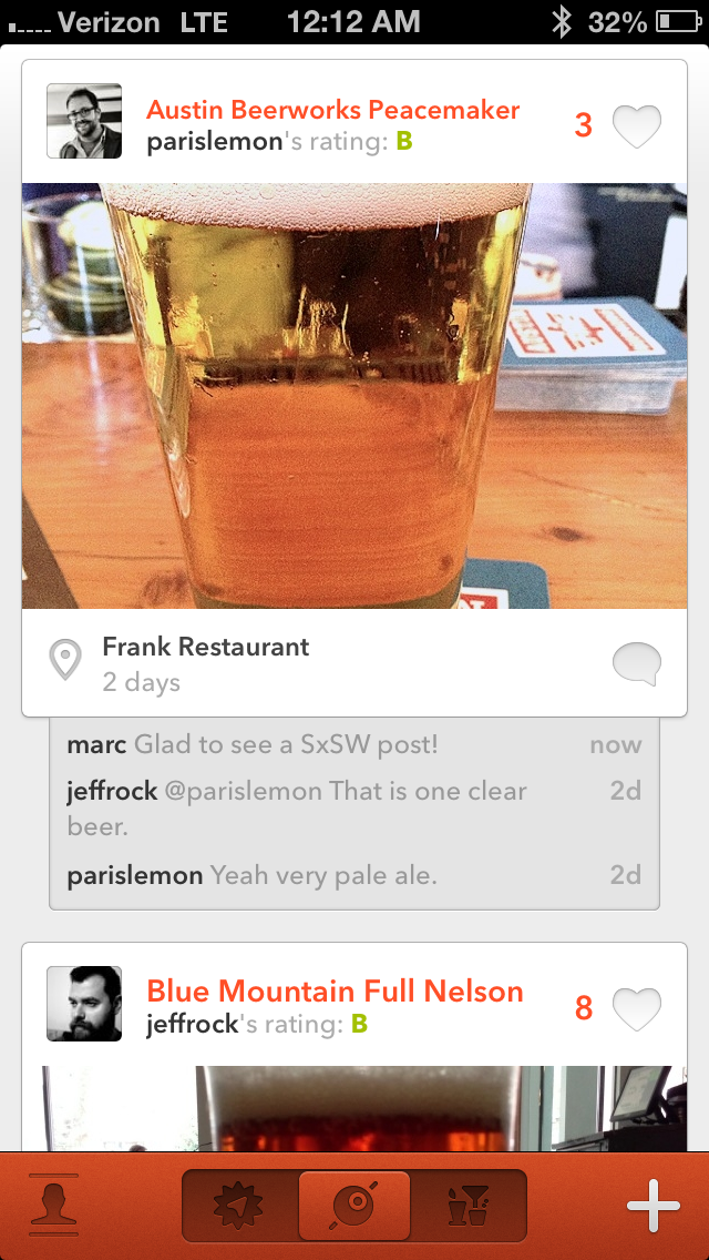 photo 3 The gorgeous Elixr for iOS uses data to help you find better drinks in better places