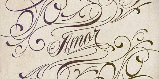 piel script 32 Of the most beautiful typeface designs released last month