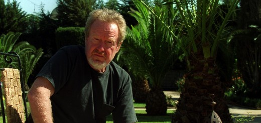 US movie director Ridley Scott, 64, poses 17 March