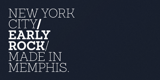 sanchez slab 32 Of the most beautiful typeface designs released last month