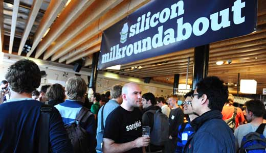 silicon1 Technology jobs fair Silicon Milkroundabout becomes a startup to support London's Tech City