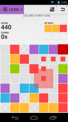 unnamed 220x391 Rewards startup Kiip quietly launched a game for Android last month, and its already had 1m downloads