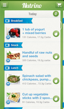 01 220x376 Nutrino is your personal nutritionist, helping you make healthy choices whether you eat in or out