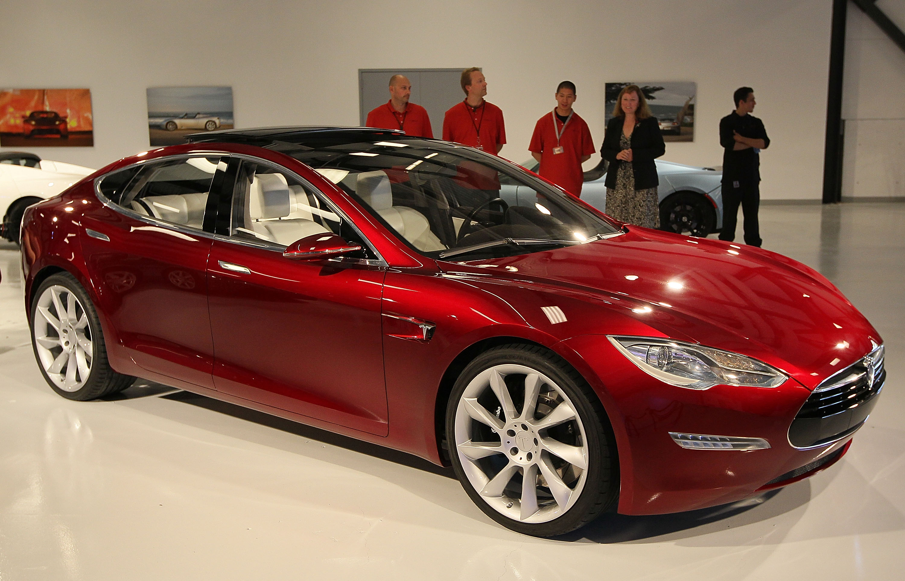 Tesla reveals China pricing for Model S with minimal markup, admits it 'could charge more'