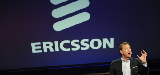 SPAIN-TELECOM-MOBILE-WORLD-CONGRESS-ERICSSON