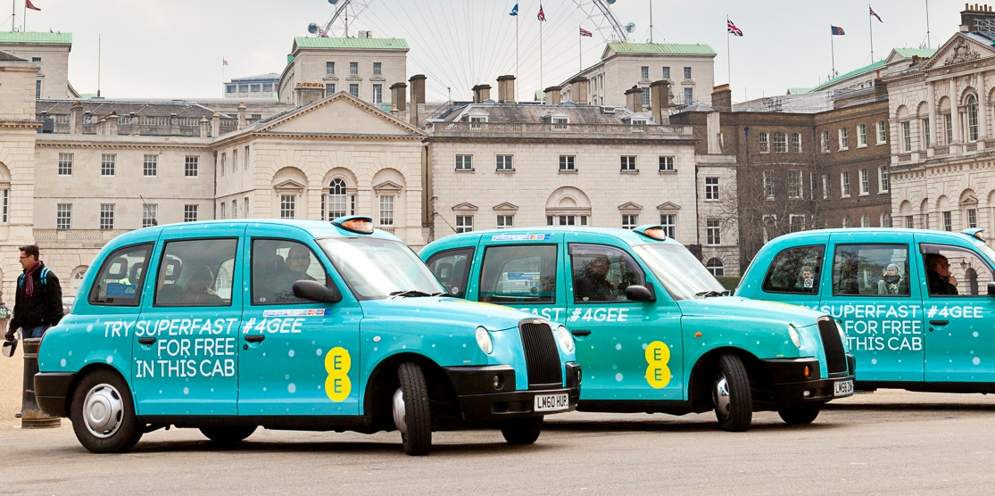 UK Operator EE Switches on 150Mbps '4G+' Network in London