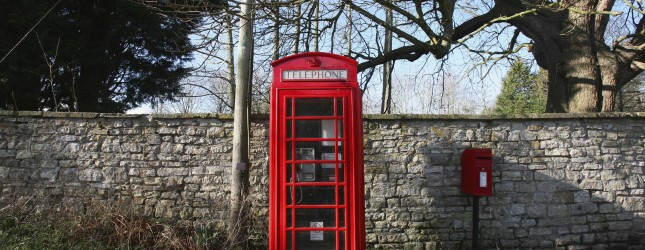 Traditional Telephone Box Use Has Halved in Three Years