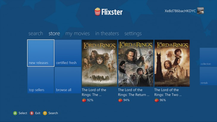 8654764385 5922341705 h 730x410 Flixster arrives for Xbox Live in the US: Buy or rent standard and HD movies, check movie listings, and more