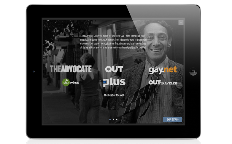 AdvocateDiscovery1 e1364981265964 Trapit launches Publisher Suite, its first business tool, to help brands create personalized stories