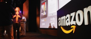 Amazon Introduces New Tablet At News Conference In New York