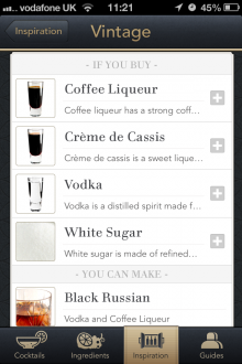 IMG 3220 220x330 Love cocktails? Say hello to Minibar, an app as classy as your taste in drinks