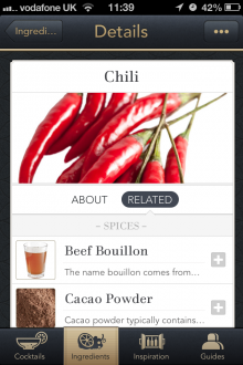 IMG 3222 220x330 Love cocktails? Say hello to Minibar, an app as classy as your taste in drinks