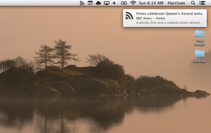 Screen Shot 2013 04 21 at 6.14.50 AM 730x461 Monotony: This simple RSS reader brings your feeds to the Mac's Notification Center