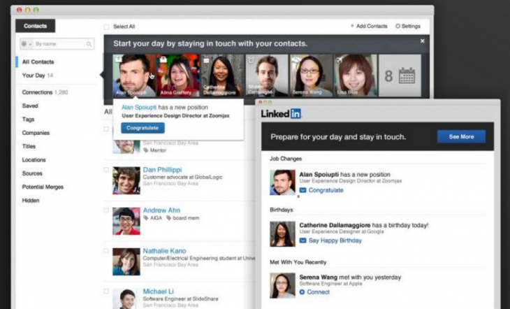 Screen Shot 2013 04 24 at 11.56.09 PM 730x442 LinkedIn unveils Contacts, a Web and iOS app to help people network and foster stronger relationships