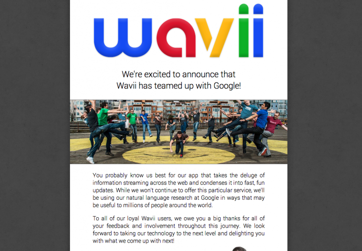 Screen Shot 2013 04 26 at 15.54.38 730x505 Wavii confirms Google acquisition, waves goodbye to its news summarization app