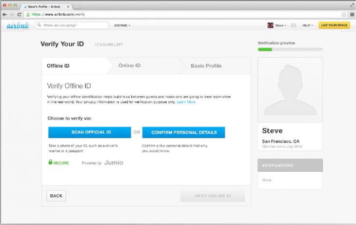 Snap 2013 04 30 at 01.45.51 730x461 Airbnb expands its Verified ID process with support for Google and Weibo accounts