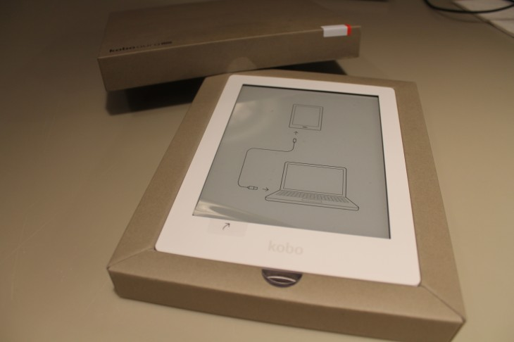 a1 730x486 TNW goes hands on with the new limited edition Kobo Aura HD [photos]