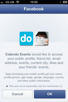 b4 220x330 TNW Pick of the Day: Calendo for iOS taps and trumps Facebook for event recommendations