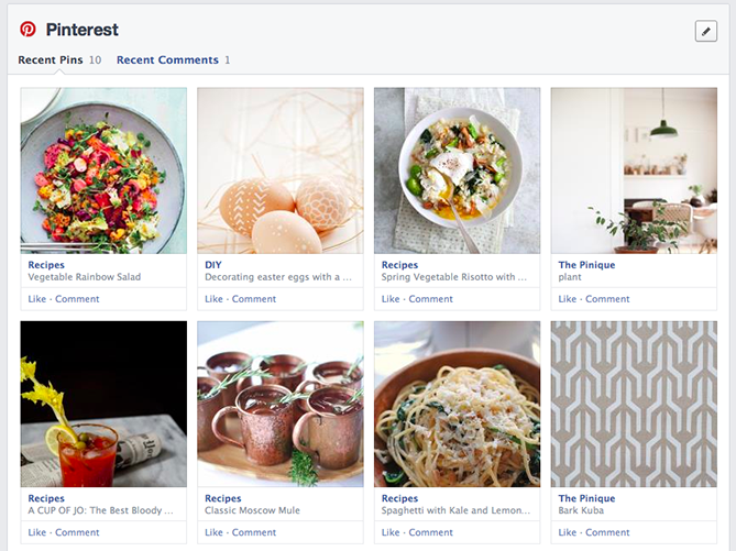 collections facebook Facebook streamlines Open Graph tools for creating custom News Feed stories and collections