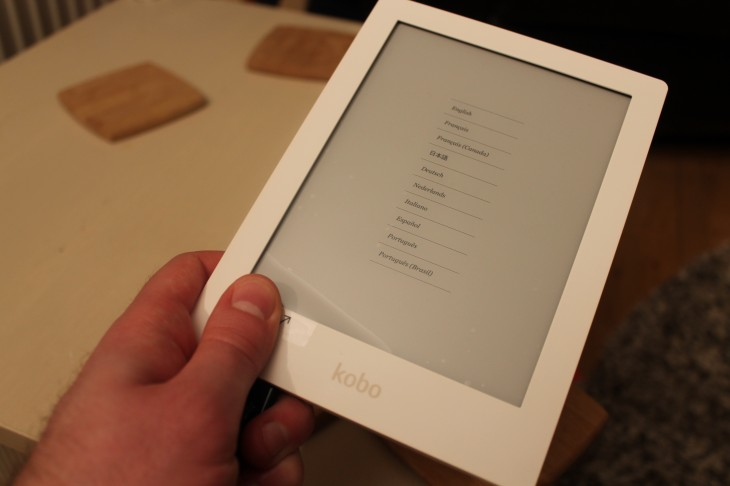 how to make a kobo account