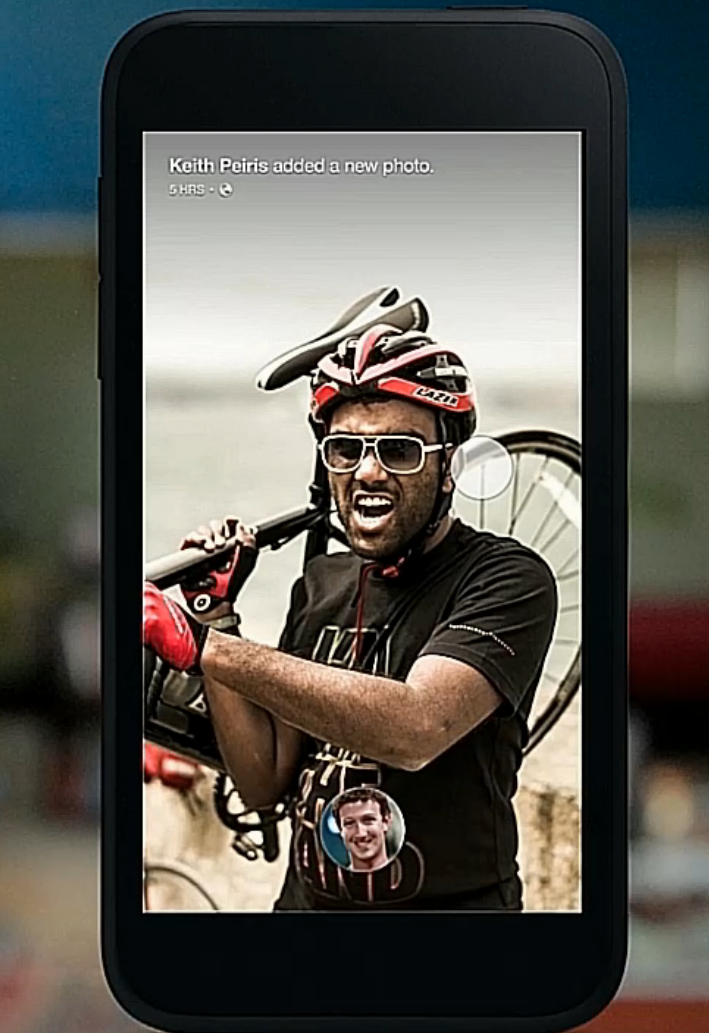 facebook home 111 Facebook introduces Home, a launcher for Android devices that puts people ahead of apps