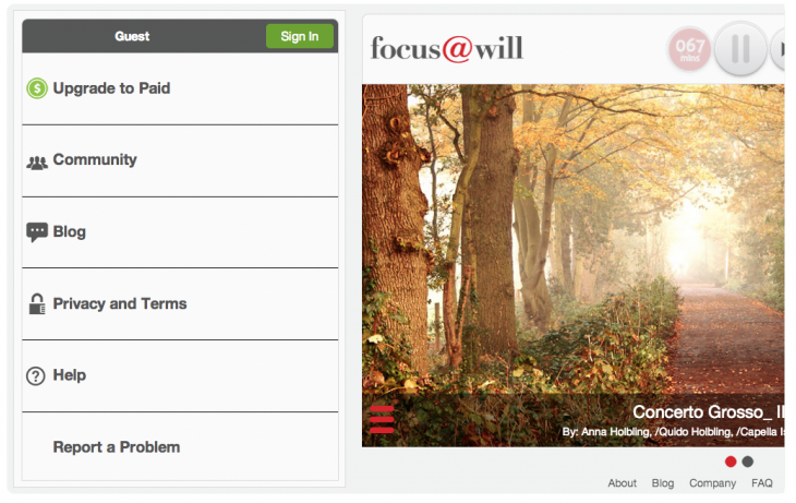 focusatwill 2 730x461 Focus@will readies Android and iOS versions of its productivity music service