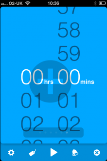 g7 220x330 TNW Pick of the Day: Timeless is a beautifully simple timer app for iPhone