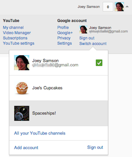 googleplus youtube Google launches beta test allowing creators to connect Google+ pages to YouTube channels
