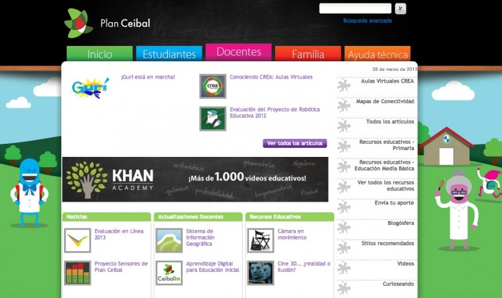 plan ceibal 730x433 Uruguays One Laptop Per Child program: Impact and numbers
