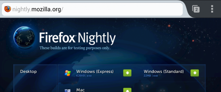 polishing 730x304 Mozilla teases usability improvements coming to Firefox 23 for Android
