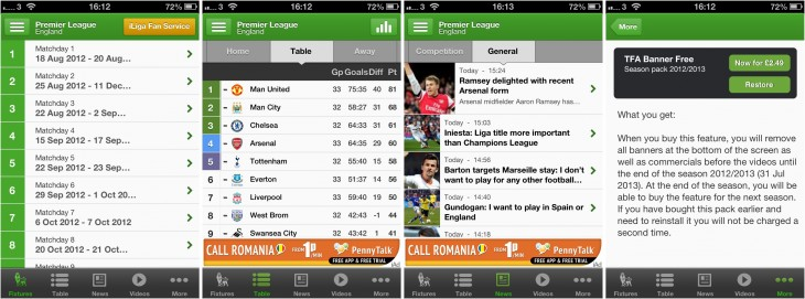 tfa 730x271 The Football App scores $13m in funding to grow its global presence ahead of 2014 World Cup