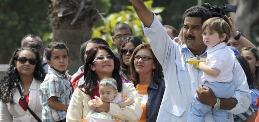 VENEZUELA-ELECTIONS-MADURO